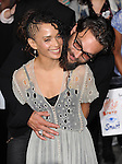 Lisa Bonet and Jason Momoa attends The L.A. Premiere of DIVERGENT held at The Regency Bruin Theatre in West Hollywood, California on March 18,2014                                                                               © 2014 Hollywood Press Agency