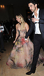 Kaley Cuoco and husband Ryan Sweeting<br /> <br /> <br /> <br />  leaving The 2014 Golden Globes held at The Beverly Hilton Hotel in Beverly Hills, California on January 12,2014                                                                               © 2014 Hollywood Press Agency