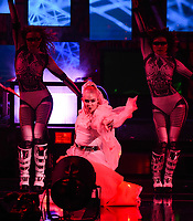 LOS ANGELES- DECEMBER 12: Grimes performs onstage at the Game Awards 2019 at the Microsoft Theater on December 12, 2019 in Los Angeles, California. (Photo by Frank Micelotta/PictureGroup)