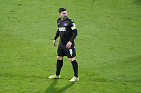 Jerome Gondorf (Karlsruher SC)<br /> <br /> - 26.02.2021 Fussball 2. Bundesliga, Saison 20/21, Spieltag 23, SV Darmstadt 98 - Karlsruher SC, Stadion am Boellenfalltor, emonline, emspor, <br /> <br /> Foto: Marc Schueler/Sportpics.de<br /> Nur für journalistische Zwecke. Only for editorial use. (DFL/DFB REGULATIONS PROHIBIT ANY USE OF PHOTOGRAPHS as IMAGE SEQUENCES and/or QUASI-VIDEO)