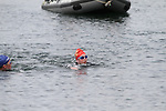 Siobhan Byrne at the Green Buoy 1KM Swim in Clogherhead....(Photo credit should read Jenny Matthews/NEWSFILE)...