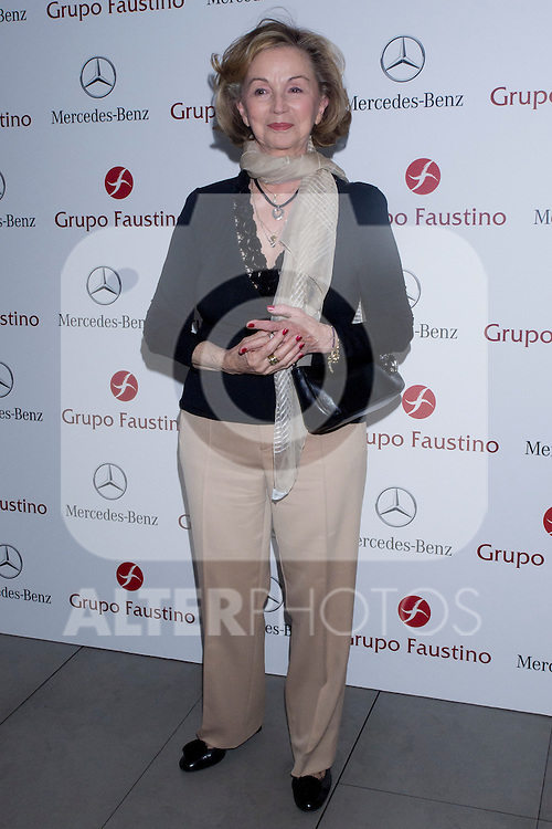 08.05.2012. IV Edition of the International Theatre for authors Novice Agustin Gonzalez has taken place in the Beef Place Restaurant in Madrid. In the picture: Vip´s guests (Alterphotos/Marta Gonzalez).