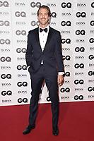 Chris Burt Allen<br /> at the GQ Men of the Year Awards 2018 at the Tate Modern, London<br /> <br /> ©Ash Knotek  D3427  05/09/2018