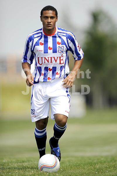 voetbal sc heerenveen seizoen 2009-2010 30-06-2009.paulo henrique