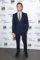 "Douglas Booth<br /> arriving for the London Film Festival 2017 screening of ""Loving Vincent"" at the National Gallery, Trafalgar Square, London<br /> <br /> <br /> ©Ash Knotek  D3328  09/10/2017"
