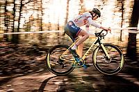 UEC Cyclocross European Championships 2020 - 's-Hertogenbosch (NED)<br /> <br /> Elite Women's Race<br /> <br /> ©kramon