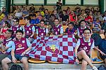 The crowd of spectators during the HKFC Citi Soccer Sevens 2017 on 27 May 2017 at the Hong Kong Football Club, Hong Kong, China. Photo by Marcio Rodrigo Machado / Power Sport Images