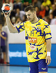 Bosnia Herzegovina's Mirsad Terzic during 2018 Men's European Championship Qualification 2 match. November 2,2016. (ALTERPHOTOS/Acero)