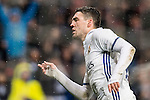 Mateo Kovacic of Real Madrid reacts during their La Liga match between Real Madrid and Real Sociedad at the Santiago Bernabeu Stadium on 29 January 2017 in Madrid, Spain. Photo by Diego Gonzalez Souto / Power Sport Images