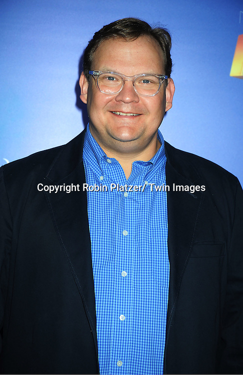 """Andy Richter attends the """"Madagascar 3:  Europe's Most Wanted""""  New York Premiere on June 7, 2012 at The Ziegfeld Theatre in New York City."""