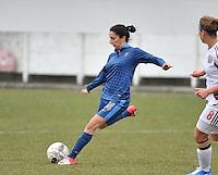 France U19 - Russia U19 : Ghoutia Karchouni.foto DAVID CATRY / Nikonpro.be