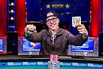 2018 WSOP Event #1: $565 Casino Employees No-Limit Hold'em