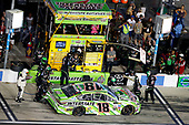 Monster Energy NASCAR Cup Series<br /> Coke Zero 400<br /> Daytona International Speedway, Daytona Beach, FL USA<br /> Saturday 1 July 2017<br /> Kyle Busch, Joe Gibbs Racing, Interstate Batteries Toyota Camry<br /> World Copyright: Matthew T. Thacker<br /> LAT Images