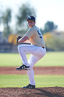 Thomas Henderson (51), from Elk Grove, California, while playing for the Brewers during the Under Armour Baseball Factory Recruiting Classic at Red Mountain Baseball Complex on December 28, 2017 in Mesa, Arizona. (Zachary Lucy/Four Seam Images)