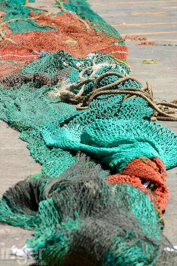 Fishing Trawler Nets