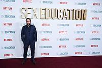 "Ben Taylor<br /> arriving for the ""Sex Education"" season 2 launch at Genesis Cinema Mile End Road, London.<br /> <br /> ©Ash Knotek  D3547 08/01/2020"