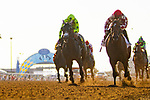 DEL MAR,CA-SEPTEMBER 02: Moonsnine Memories,ridden by Flavien Prat, wins the Del Mar Debutante at Del Mar Race Track on September 02,2017 in Del Mar,California (Photo by Kaz Ishida/Eclipse Sportswire/Getty Images)