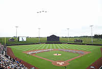 DYERSVILLE, IOWA - AUGUST 12: The opening ceremony at the MLB Field of Dreams game on August 12, 2021 in Dyersville, Iowa. (Photo by Frank Micelotta/Fox Sports/PictureGroup)