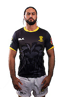 150730 ITM Cup Rugby - Wellington Lions Headshots