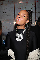 NEW YORK, NY- SEPTEMBER 12: Alicia Keys pictured at Swizz Beatz Surprise Birthday Party at Little Sister in New York City on September 12, 2021. <br /> CAP/MPI/WG<br /> ©WG/MPI/Capital Pictures