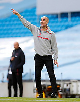 Football - 2020 / 2021 Premier League - Manchester City vs West Ham United - Etihad Stadium Manchester City Manager Josep Pep Guardiola at Etihad Stadium PUBLICATIONxNOTxINxUK 7847<br /> ITALY ONLY <br /> Photo Imago/Insidefoto