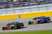 Monster Energy NASCAR Cup Series<br /> Pennzoil 400<br /> Las Vegas Motor Speedway, Las Vegas, NV USA<br /> Sunday 4 March 2018<br /> Martin Truex Jr., Furniture Row Racing, Toyota Camry Bass Pro Shops/5-hour ENERGY and Kyle Busch, Joe Gibbs Racing, Toyota Camry M&M's Caramel<br /> World Copyright: Nigel Kinrade<br /> NKP / LAT Images
