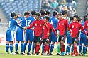 Soccer: Next Generation Match: U18 J.League Selection 1-2 Japan High School Selection