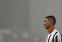 Football: Super Cup Final Juventus vs Napoli at Mapei Stadium in Reggio Emilia, on January 20,  2021.<br /> Juventus' Cristiano Ronaldo reacts during the Italian Super Cup Final match between Juventus and Napoli at Mapei Stadium in Reggio Emilia, on January 20,  2021.<br /> UPDATE IMAGES PRESS/Isabella Bonotto