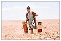 Bolivie<br /> Cordillère des Andes<br /> Sur la route des mines de Potosi<br /> hauts plateaux.