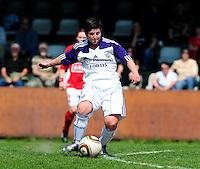 RSC Anderlecht Dames - Standard Femina : Standard kampioen 2010 - 2011 : Kelly Paulus.foto DAVID CATRY / Vrouwenteam / Loft6