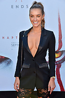 "LOS ANGELES, USA. August 27, 2019: Casey Boonstra at the premiere of ""IT Chapter Two"" at the Regency Village Theatre.<br /> Picture: Paul Smith/Featureflash"
