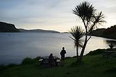Loch Dunvegan, Stein, Waternish, Skye.