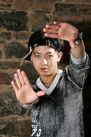 May 12 2005, Montreal (Qc) Canada <br /> Model released of a 19 year old asian teen male<br /> Photo : (c) 2005 Pierre Roussel / Images Distribution