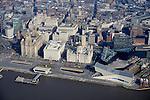 Liverpool Aerial Views Feb 2013