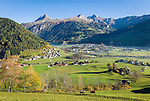 Austria, East-Tyrol, TauernValley, Matrei in East-Tyrol | Oesterreich, Osttirol, Tauerntal, Matrei in Osttirol