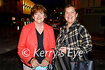 Bernie Guerin from Tralee celebrating her birthday in the Brogue Inn on Friday, l to r: Bernie and Debbie Guerin