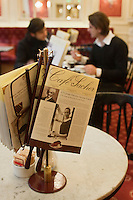 Europe/Autriche/Niederösterreich/Vienne: Café de l' Hôtel Sacher