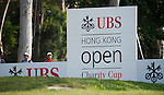 UBS Hong Kong Open golf tournament at the Fanling golf course on 23 October 2015 in Hong Kong, China. Photo by Xaume Olleros / Power Sport Images