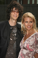 Howard Stern & Beth Ostrosky 5-22-2007, Photo By John Barrett/PHOTOlink