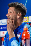 Atletico de Madrid coach Diego Pablo Simeone the day before Group Stage UEFA Champions League match between Atletico de Madrid and Club Brujas at Wanda Metropolitano Stadium in Madrid, Spain. October, 2018. (COOLMEDIA/BorjaB.Hojas)