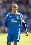 St Johnstone FC..Season 2010-11.Jody Morris.Picture by Graeme Hart..Copyright Perthshire Picture Agency.Tel: 01738 623350  Mobile: 07990 594431
