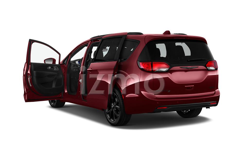 Car images of 2020 Chrysler Pacifica Limited 5 Door Minivan Doors