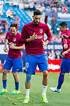 Yannick Ferreira Carrasco of Atletico de Madrid during the La Liga match between Atletico de Madrid vs Osasuna at the Estadio Vicente Calderon on 15 April 2017 in Madrid, Spain. Photo by Diego Gonzalez Souto / Power Sport Images