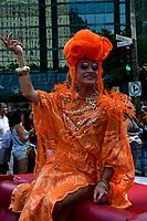 Mado lamothe<br /> , Montreal gay pride 2017