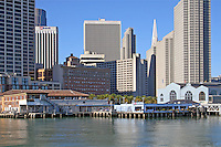 Embarcadero, 2009, San Francisco California