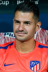 Victor Machin, Vitolo, of Atletico de Madrid is seen during their International Champions Cup Europe 2018 match between Atletico de Madrid and FC Internazionale at Wanda Metropolitano on 11 August 2018, in Madrid, Spain. Photo by Diego Souto / Power Sport Images