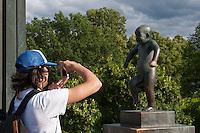 Skulpturenpark Vigelandsparken, Oslo, Norwegen