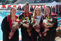 Stanford Swimming & Diving W vs USC, January 28, 2017