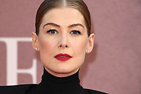 Rosamund Pike<br /> arriving for the London Film Festival Awards, Vue Leicester Square, London<br /> <br /> ©Ash Knotek  D3452  20/10/2018