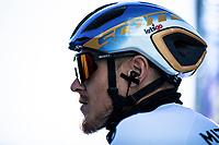 Matteo Trentin (ITA/Mitchelton Scott) pre race. <br /> <br /> <br /> 62nd E3 Harelbeke 2019 (1.UWT)<br /> Harelbeke – Harelbeke: 203,9km<br /> ©kramon